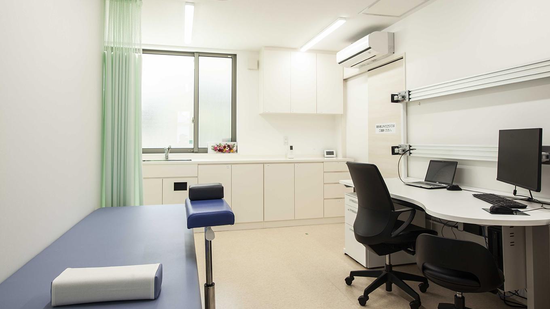 宮﨑医院の内観画像